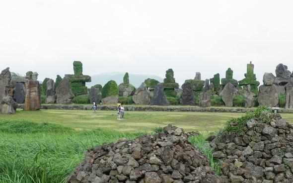 石头王国济州岛......耽罗万里长城