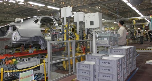 【経済】現代自動車の中国工場が稼動を中断 THAADめぐる軋轢で販売が半減、代金滞納で部品調達できず[8/30] [無断転載禁止]©2ch.net->画像>6枚