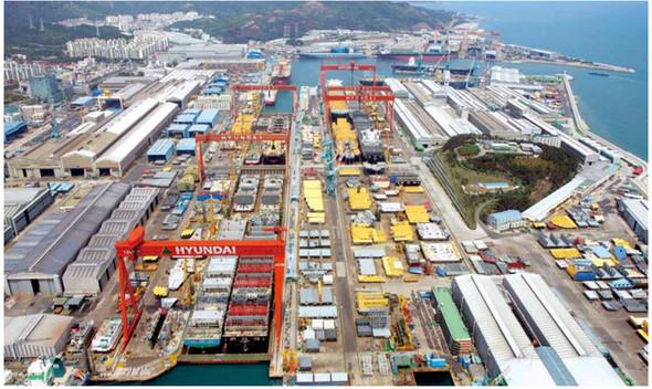 韓国の造船会社、受注好況にも800億円以上の赤字…その理由は