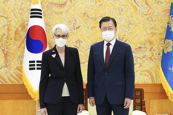 米国務副長官、BTSの 新曲に触れ「韓米にはパーミッション不要」