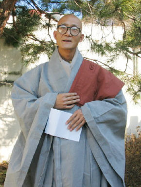 텐진 최꺕 청전 스님