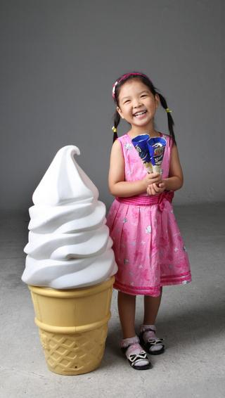 장수 아이스크림, 그 비법은.