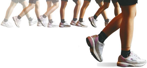뇌 기지개…심장 충전…걷자, 걷자꾸나