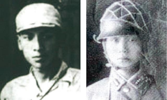 박정희 독재에 저항하다 의문의 죽음을 당한 장준하, 두 사람의 숙명적인 대결은 1945년 8월 첫 만남 때부터 비롯됐다. 장준하(왼쪽)는 광복군 제3지대 소속의 육군 중위로, 박정희(오른쪽)는 일제의 괴뢰국 만주군의 육군 소위로 베이징에서 해방을 맞았다.