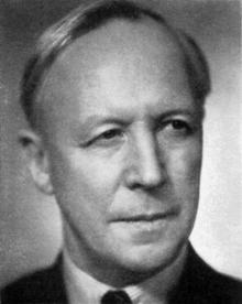 사상가이자 정치가 에른스트 비그포르스(1881~1977)