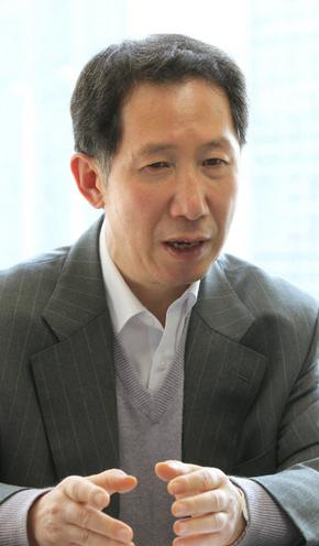 김근태 전 보건복지부 장관