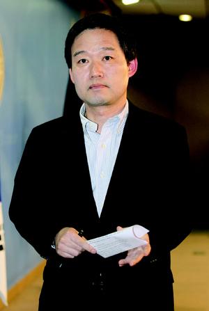 신지호 전 의원. 강창광 기자