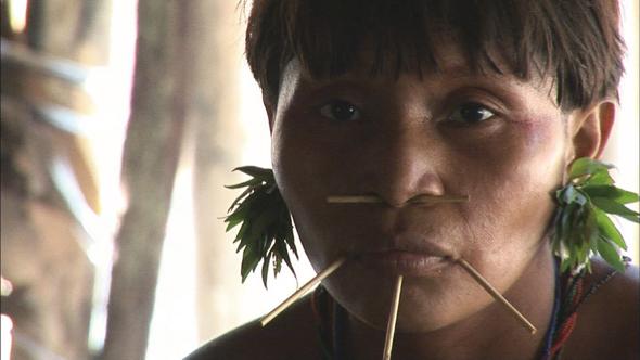 '아마존의 눈물' 속 웃던 원주민들 숯덩이처럼 탄 주검으로…