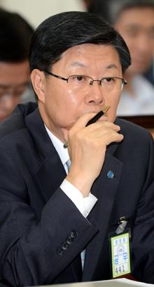 길환영 전 KBS 사장. 한겨레 자료사진