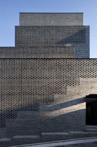 와이즈건축 '에이비시 사옥'. 진효숙 건축사진가 제공
