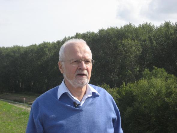 '하천 문제 전문가' 베른하르트(72) 교수
