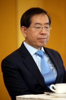 박원순 서울시장.