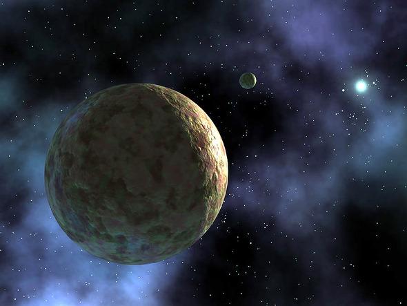 빛으로 17시간 날았다, 아직도 태양계다 : 과학 : 미래&과학 : 뉴스 : 한겨레