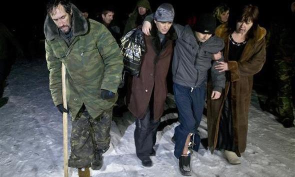 러시아-유럽 사이 갈팡질팡…내전에 빠진 우크라이나