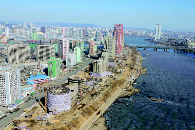 North Korean Real Estate Market Sustained Boom Or Bubble North