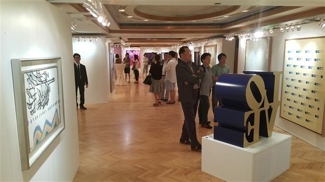 미술시장 '중국발 돈바람' : 문화일반 : 문화 : 뉴스 : 한겨레