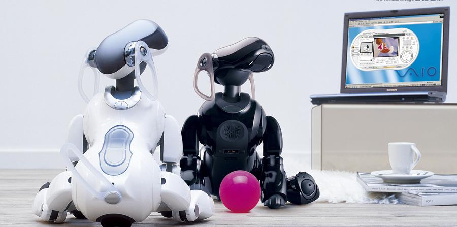 일본에서 지난 1999년부터 판매된 애완견 로봇 아이보