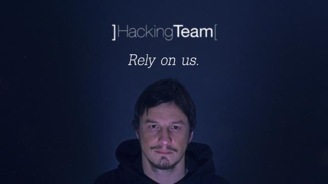 이탈리아 보안업체인 '해킹팀'의 해킹 프로그램 '갈릴레오' 소개 영상 갈무리.
