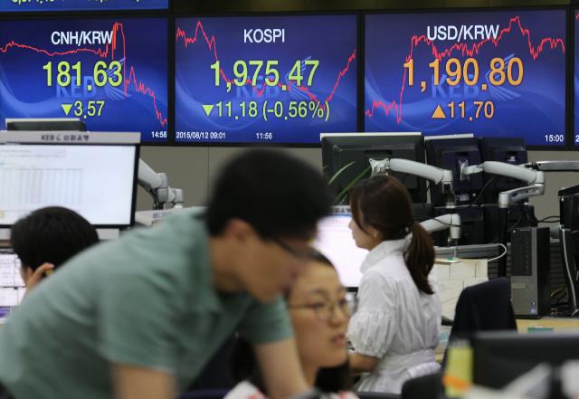 중국 연이틀 위안화 절하…한국 경제 파장 : 경제일반 : 경제 : 뉴스 : 한겨레