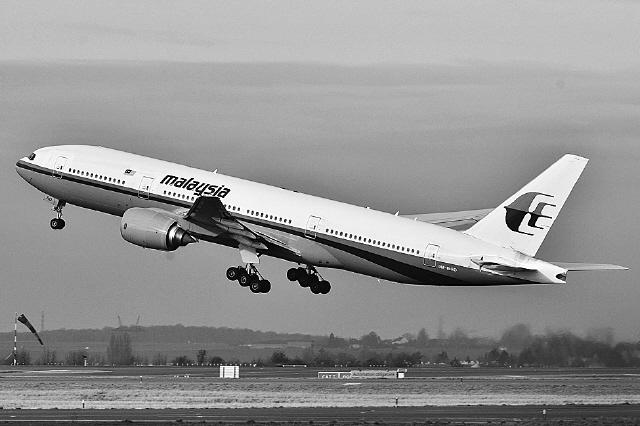 실종되기 전  MH370 모습