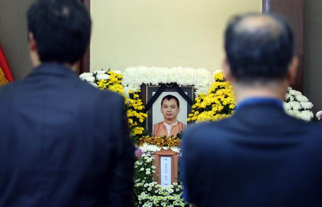 Obituary] A Burmese democracy activist's sudden death before