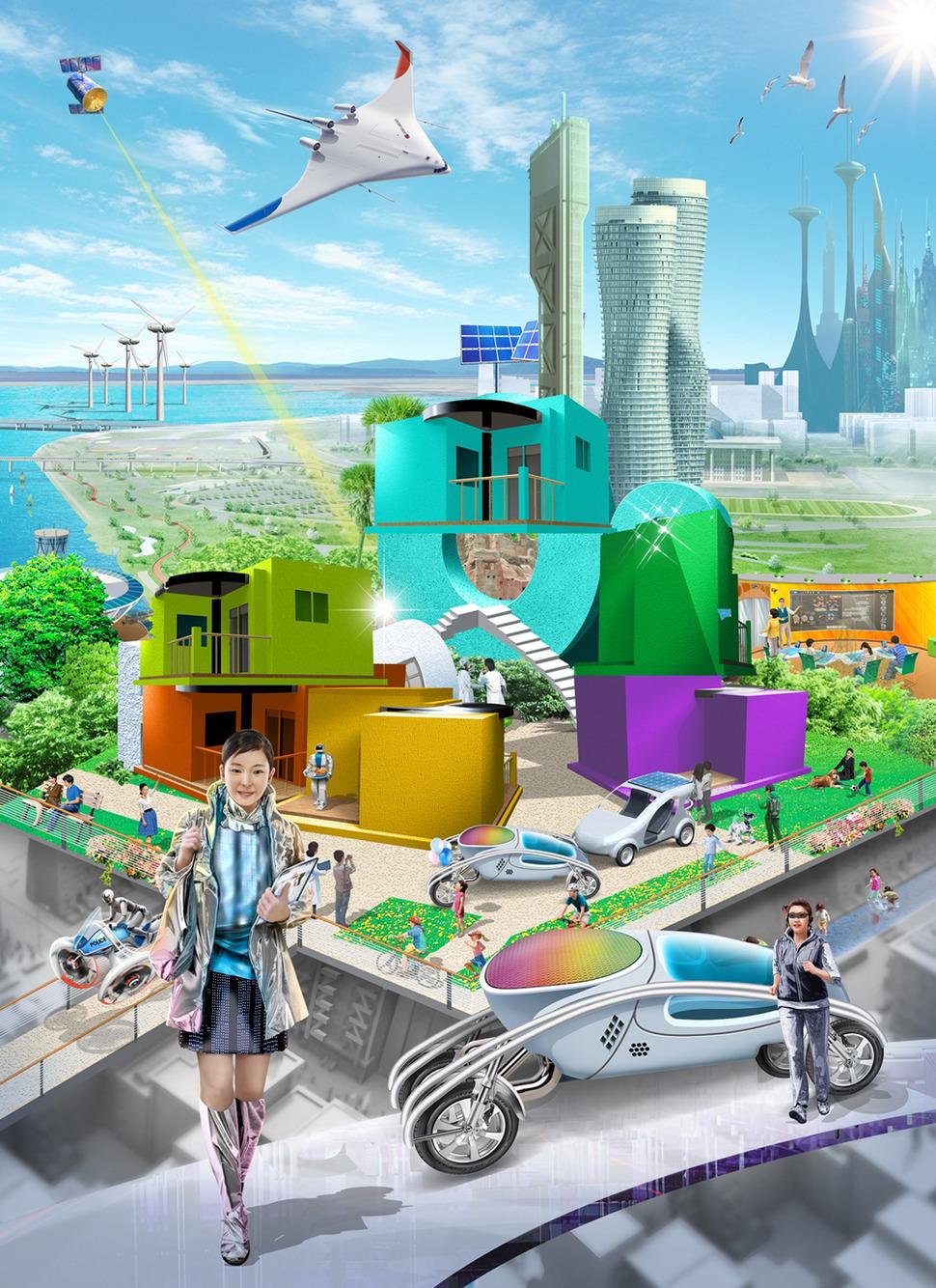 한국공학한림원이 전망한 '2035년, 대한민국의 모습'