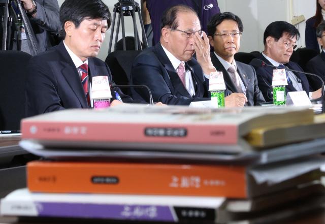 박근혜식 속도전…국정 교과서, 'MB 4대강' 꼴 난다