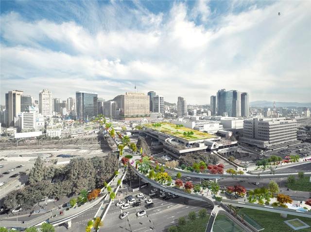 서울역고가 45년 만에 폐쇄…'걷기 좋은 도시' 패러다임 전환 주목