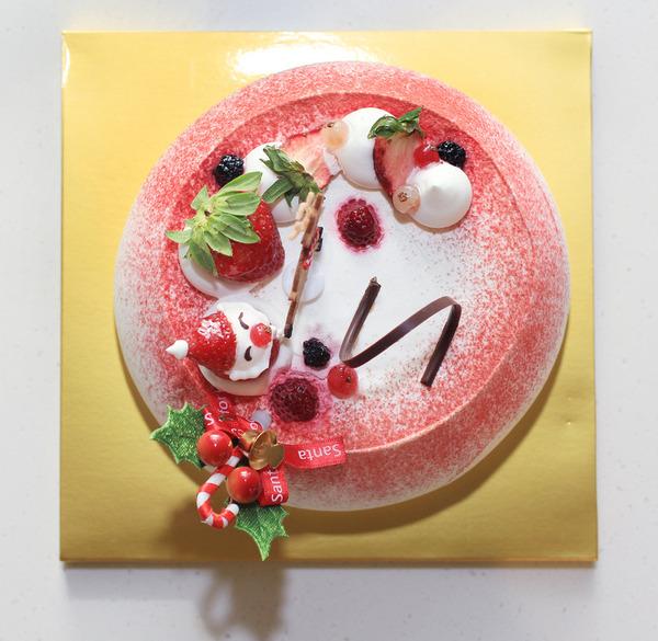 꽃밀 '딸기생크림케이크'