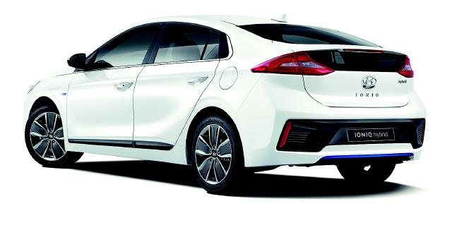 Photo Hyundai S New Ioniq Hybrid