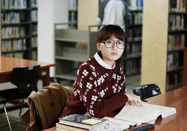 '응답하라1988'의 성보라. 사진 tvN 제공