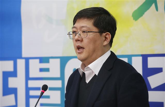 김대중 전 대통령 3남인 김홍걸씨. (서울=연합뉴스)