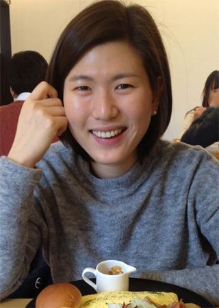 '그림일기' 올리는 이서현씨