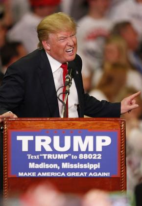 트럼프는 돈키호테인가 시대현상인가