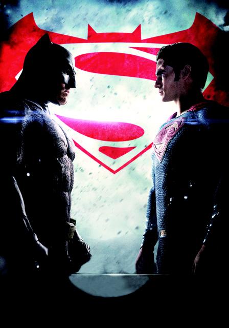 '인간' 배트맨, '신' 슈퍼맨 이길 수 있을까?