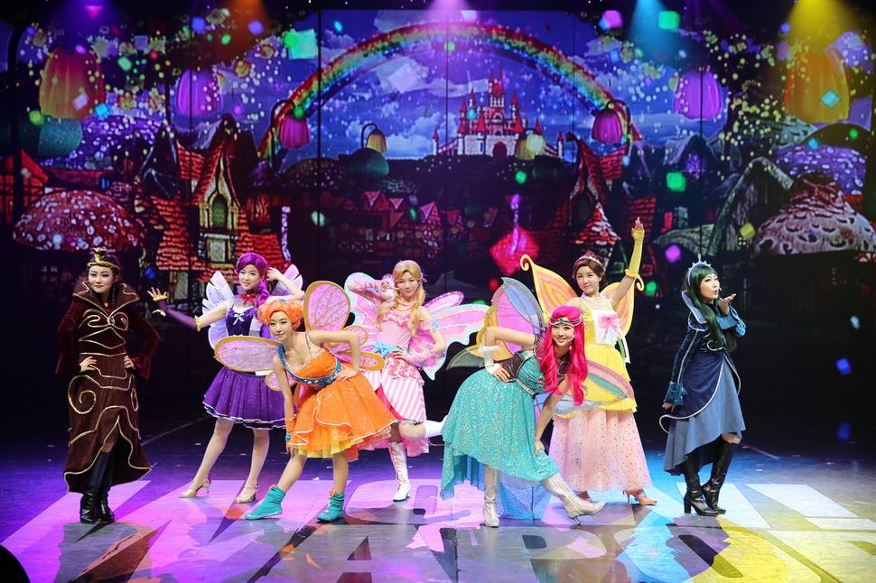 어린이 뮤지컬 <시크릿쥬쥬2>가 18~19일 이틀간 전주 한국소리문화의전당에서 열린다. 소리문화의전당 제공