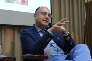 루이지노 브루니 교수(로마 룸사대, 시민경제학)