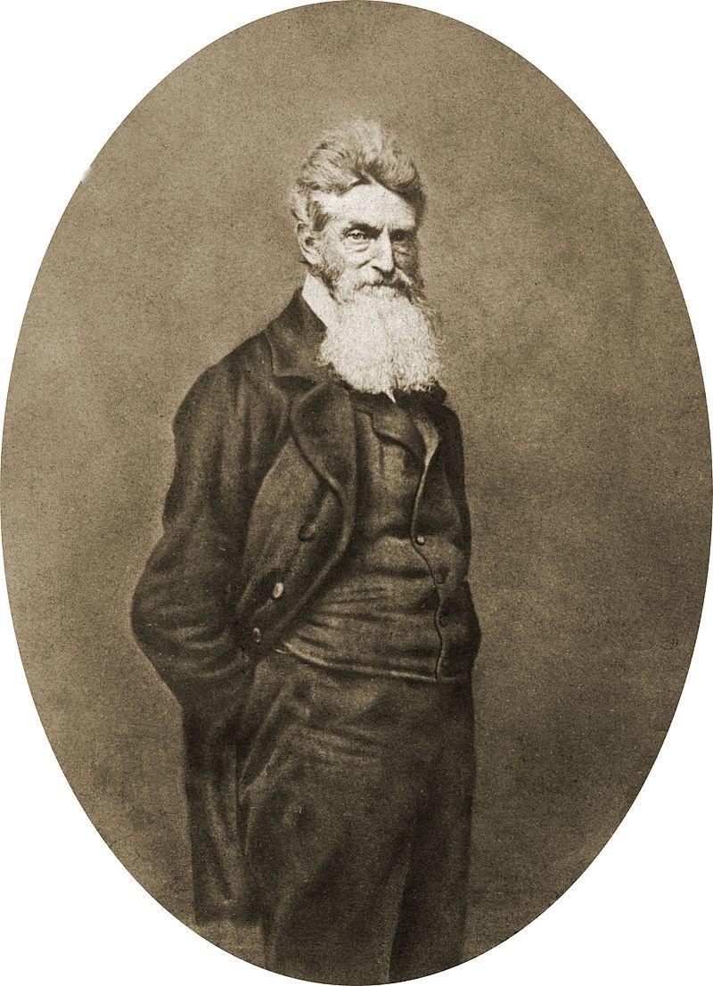 [나는 역사다] 10월18일의 사람, 노예해방론자 존 브라운(1800~1859)