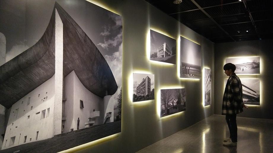 그림으로 만나는 건축거장의 위대한 생각들 : 음악·공연·전시 ...