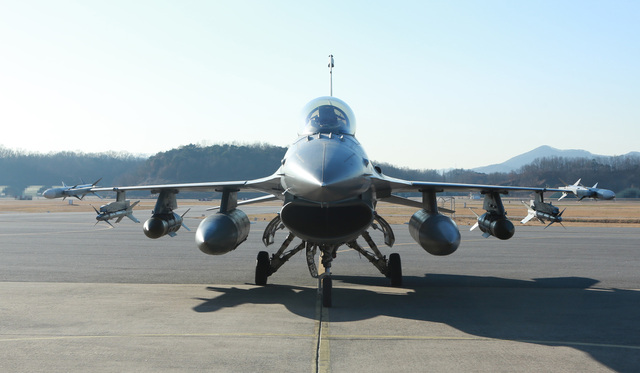 Photo] F-16 fighter jets upgraded : National : News : The