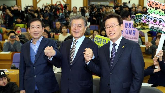 서로 '알레르기 반응' 보이는 야권 지지자들에게 : 정치BAR : 정치 : 뉴스 : 한겨레