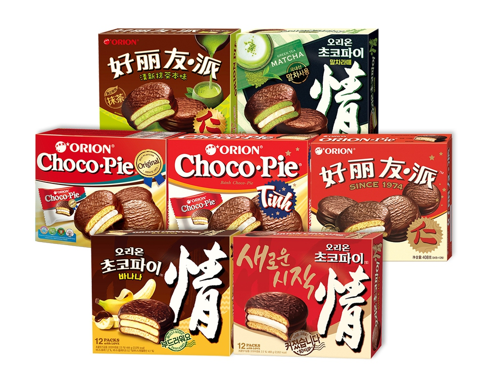 With localized marketing, Orion sets choco pies sales record