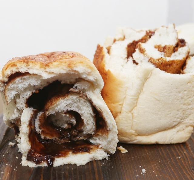 미소식빵의 '시나몬식빵'. 박미향 기자