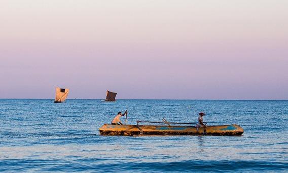 삶의 가장자리…마다가스카르