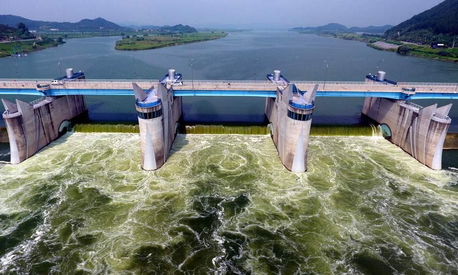 야3당·39개 환경단체 '4대강 재자연화' 로드맵 만든다
