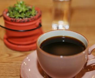 '카페 목수의 딸'에서 맛볼 수 있는 커피.