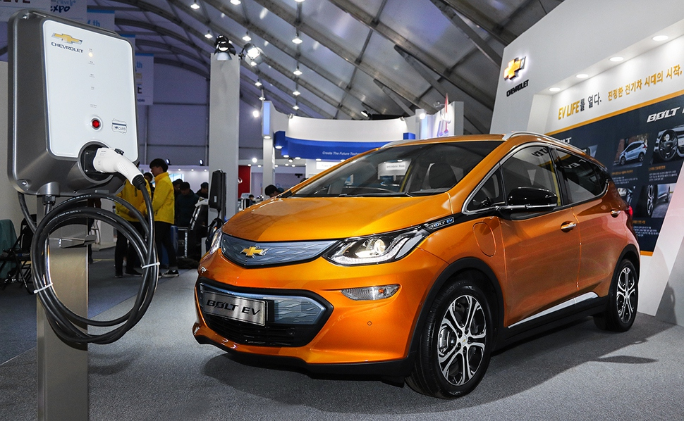 South Koreas Electric Car Market Growing But Still In Infancy