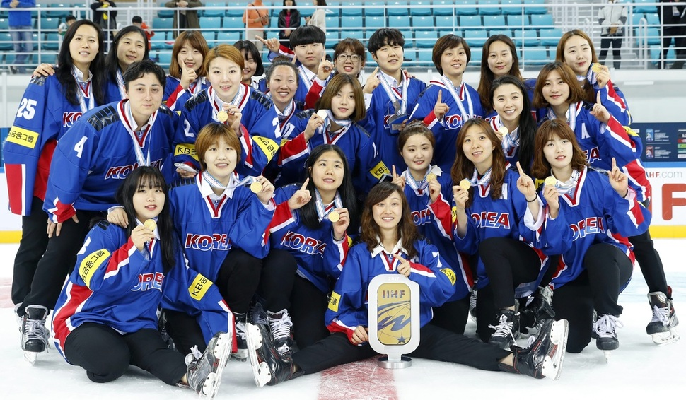 photo miracle for s korean women s ice hockey team arts