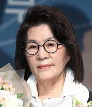 가수 김건모의 어머니 이선미씨.