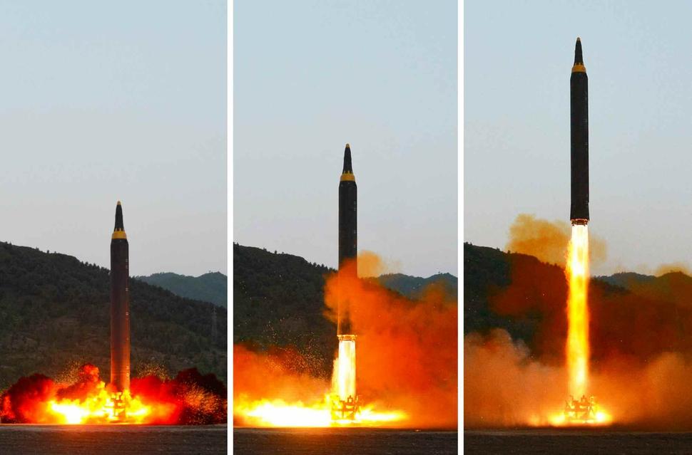 Novo míssil norte-coreano teria capacidade de atingir bases dos EUA